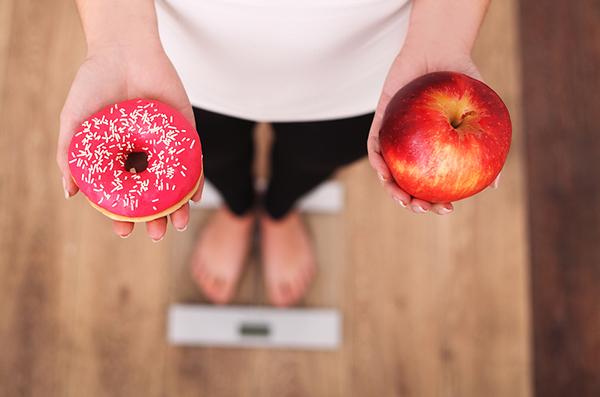 Abnehmen und Ernährung